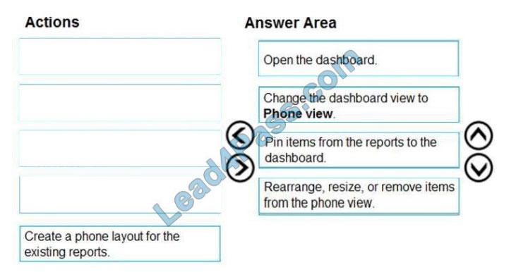 microsoft da-100 certification exam q11-1