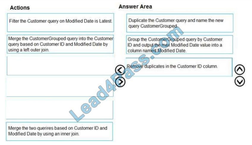 microsoft da-100 certification exam q12-2