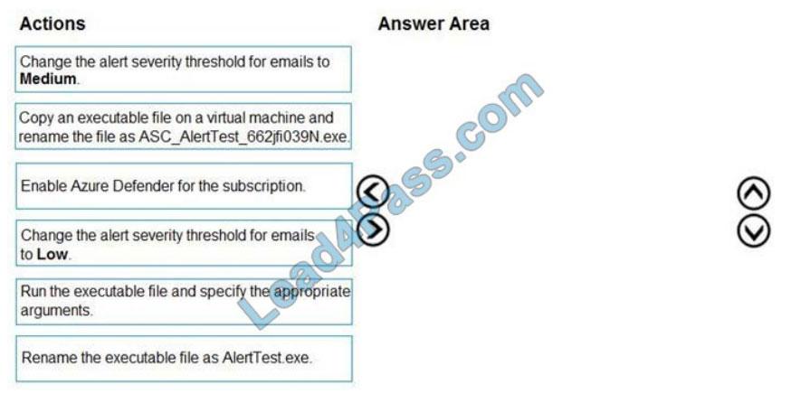 microsoft sc-200 certifications exam q7